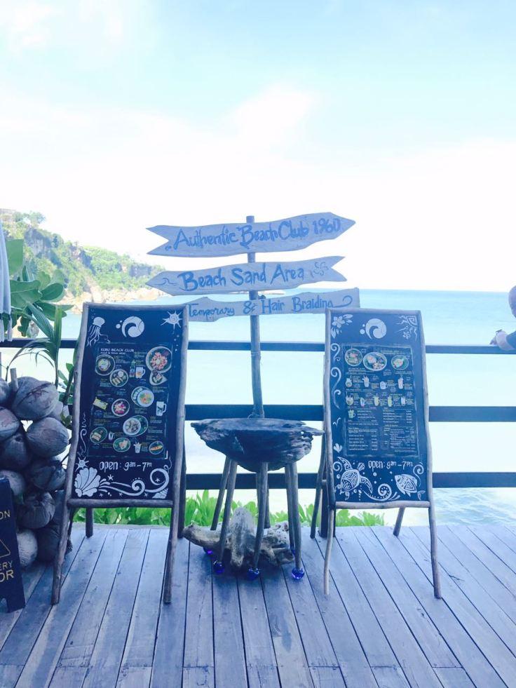 resort in Bali, Beach
