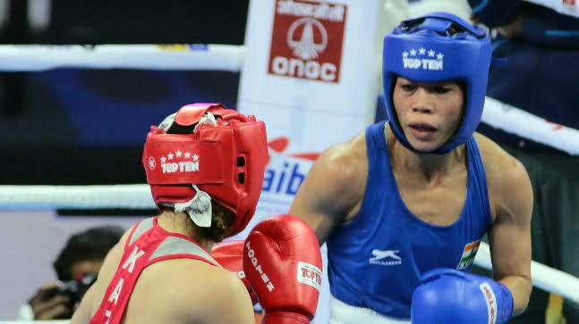 Mary Kom in final round of world championship